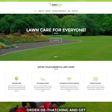 Website Template № 62024