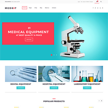 Website Template № 62047
