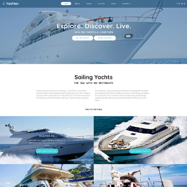 Website Template № 62071