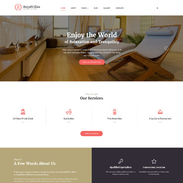 Website Template № 62072