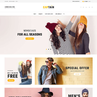 Website Template № 62084