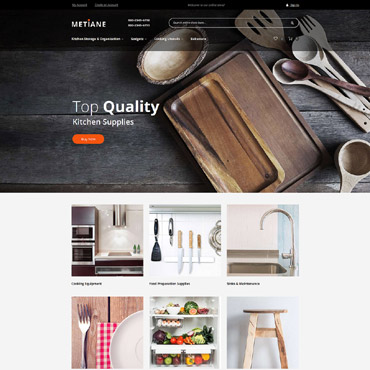 Website Template № 62085