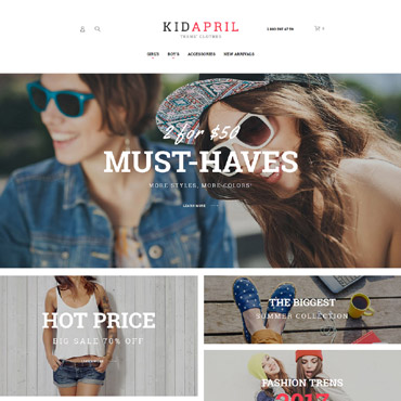Website Template № 62096