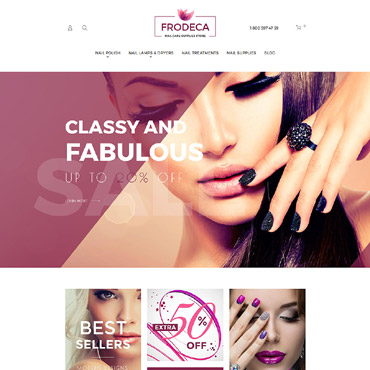 Website Template № 62098