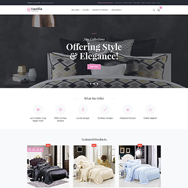 Website Template № 62107