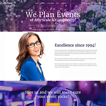 Website Template № 62122