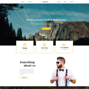 Website Template № 62123