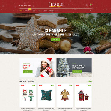 Template Shopify #62127