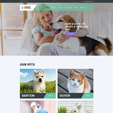 Website Template № 62140