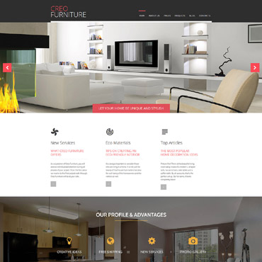 Website Template № 62149