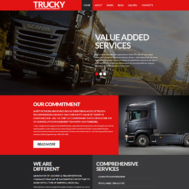 Template Transport Joomla #62150