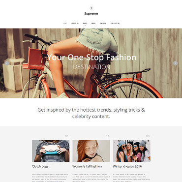 Website Template № 62152