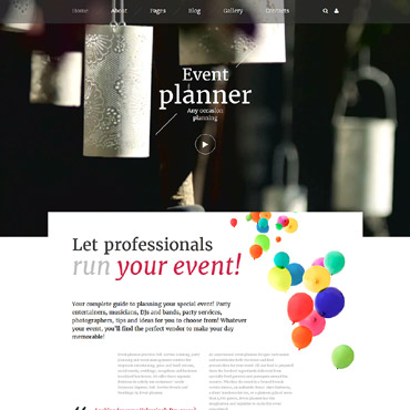 Website Template № 62154