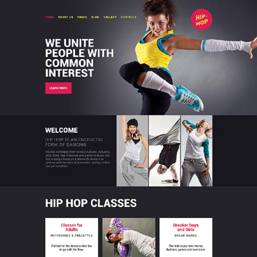 Website Template № 62156