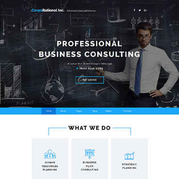 Website Template № 62157
