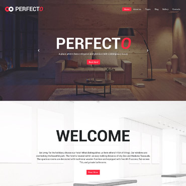 Website Template № 62158
