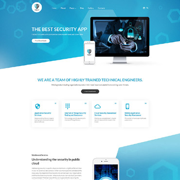 Website Template № 62176