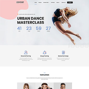 Website Template № 62183