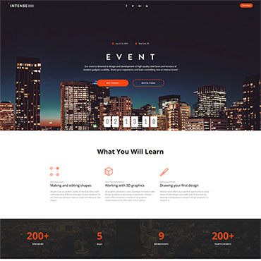 Website Template № 62198
