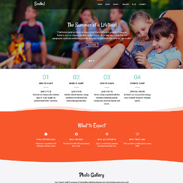 Website Template № 62228