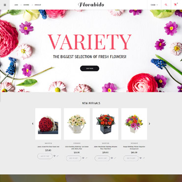 Website Template № 62231