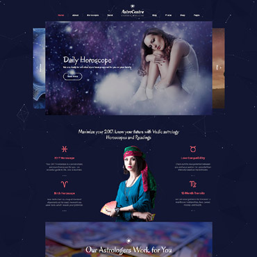 Website Template № 62237