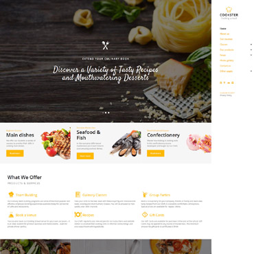 Website Template № 62240