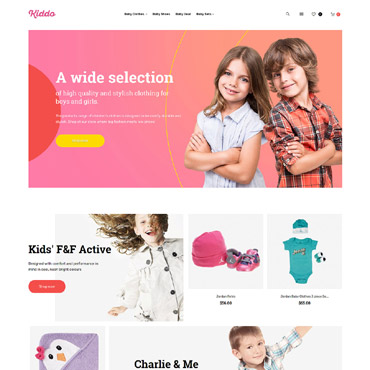 Template Familie Magento #62248