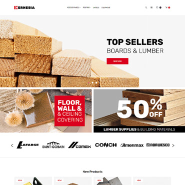 Website Template № 62250