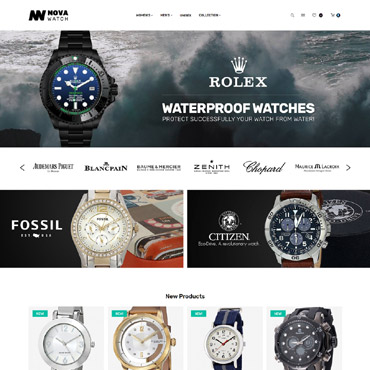 Website Template № 62253