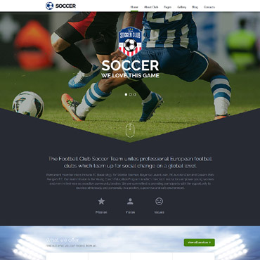 Website Template № 62266