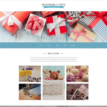 Website Template № 62277