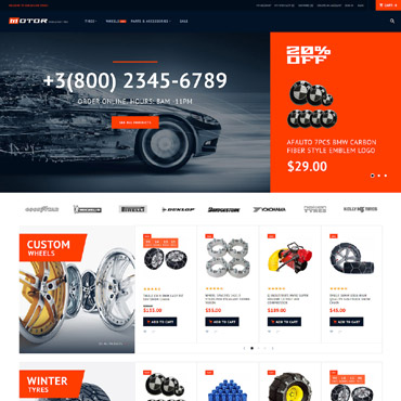 Website Template № 62281