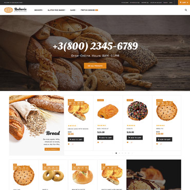 Website Template № 62282