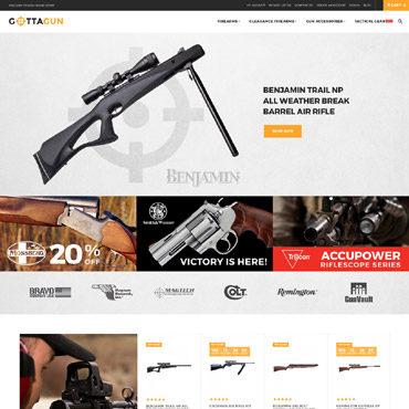 Website Template № 62286