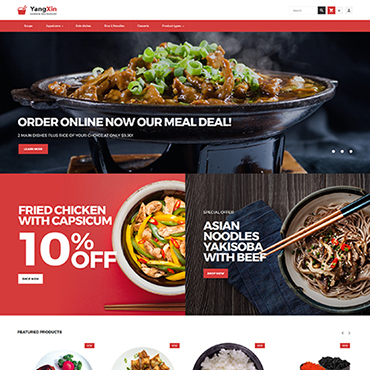 Website Template № 62289