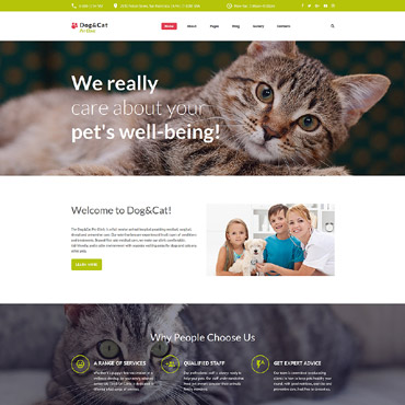 Website Template № 62318