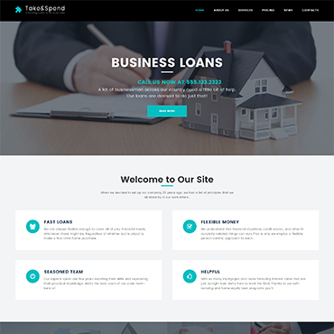 Website Template № 62327