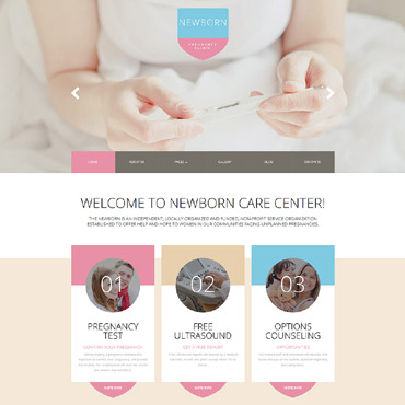 Website Template № 62347
