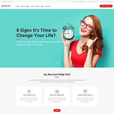Website Template № 62358