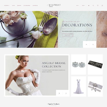 Website Template № 62364
