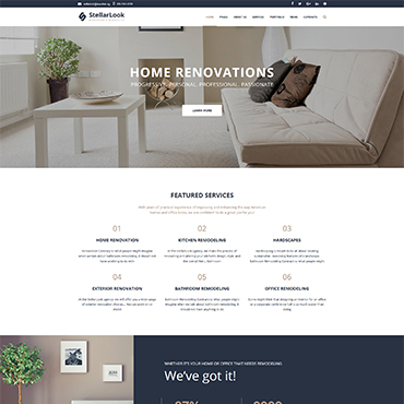 Website Template № 62369
