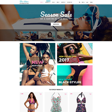 Website Template № 62380