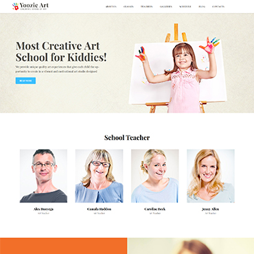 Website Template № 62385