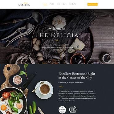 Website Template № 62386