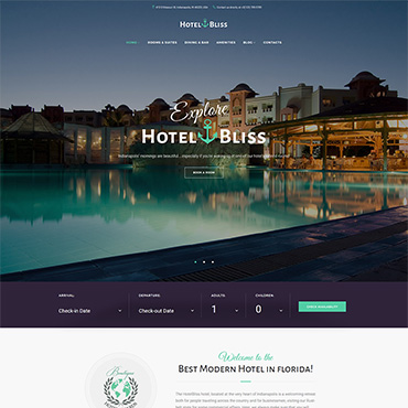 Website Template № 62442