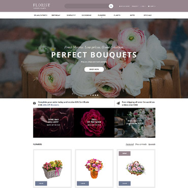 Website Template № 62465