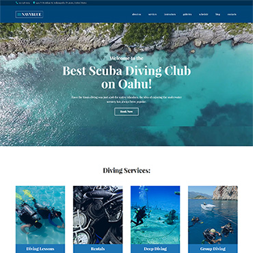 Website Template № 62484