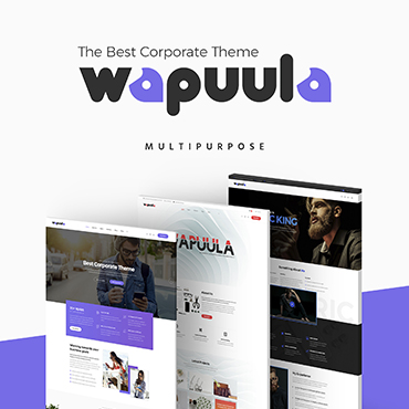 Website Template № 62666