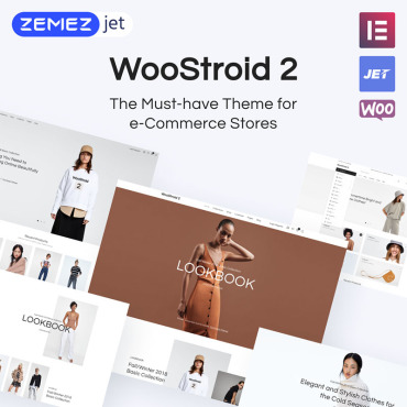 Template Modă WooCommerce #63000